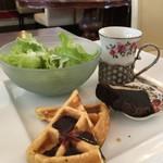 天使のCafe - 料理写真:ドリンク代のみ(400円〜)のモーニング(2018.08.現在)
