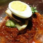 信州焼肉 NAMSAN - ピビン冷麺