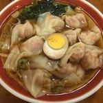 広州市場 - 広州雲呑麺(税込799円)