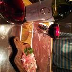 91766686 - ハウスワインのボトル