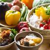 都野菜 賀茂 - 料理写真:都野菜とおばんざい