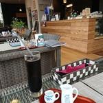 ラ・ベルコリーヌ - 週替わりワンプレーのドリンクセット(アイスコーヒー)+250円