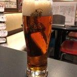 うまうま - エビス琥珀生ビール