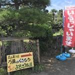 丸山菓子店 - お店