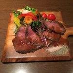 創作和食×洋風肉バル 晴れ晴れ - ローストビーフ
