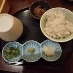 Suigen - 定食仕様