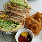 ザ ブロス サンドイッチ スタンド -