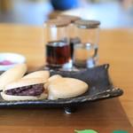 日本茶甘味処あずき - 料理写真: