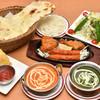 SATHI - 料理写真:カップルセット