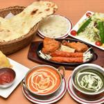 インドダイニング サティー - 料理写真:カップルセット
