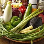 トムズキッチン - 三鷹台の畑で取れる野菜は新鮮で美味!