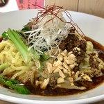 麺屋 清星 - 汁なし担々麺