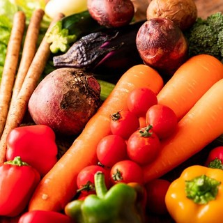 地元立川の農園より直送の旬野菜