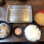 天ぷら さいとう - 定番!【さいとう】定食(850円)