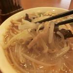 miyamahanten - 豚肉ともやし