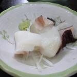 中国料理 大徳 - たこの刺身