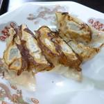 中国料理 大徳 - ぎょうざ