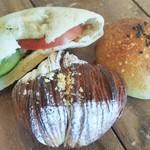 91789383 - 購入したパン