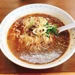ラーメン大童 - 料理写真:坦々麺