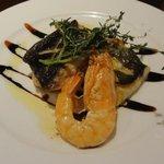 トラットリア ラ・スカルペッタ - ⑨魚介の香草オーブン焼き
