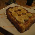 カフェ モアラ - フレンチトースト