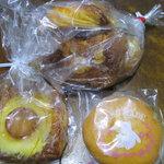 モンテローゼみやた屋 - 料理写真:パン