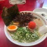長浜屋台 やまちゃん - 博多盛り(1000円)