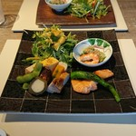 白川 - ときしらず西京焼き、炊き合わせなど