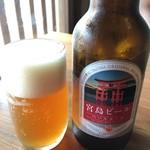 じぱんぐ - 宮島ビール 700円