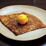 ブレッツカフェ クレープリー - ダーム マンゴー