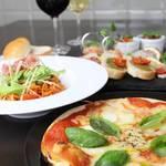 TRATTORIA atmeal - 料理写真:Dinner  Aコース