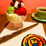 CAFE+BAR shya-la-la - パフェ