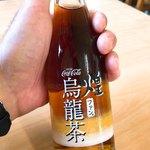 磯村屋 - 瓶のソフトドリンク!冷えてて美味い!