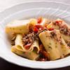 DOMUS - 料理写真:タコとミニトマトのパッケリ