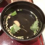 江戸川 - 肝吸い