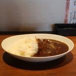 魚とカレーのお店 - ビーフカレー(大盛・激辛)