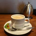 魚とカレーのお店 - コーヒー(HOT)