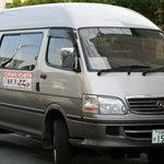 由良川 - 専用の送迎車もございます。飲んでも安心です!