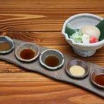 ちゅう兵衛 - こだわりの金胡麻豆腐