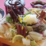 おさかな厨房二見ヶ浦食堂 - 二見定食(2980円)