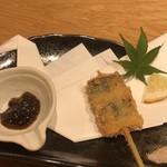 和食と炭火焼 三代目 うな衛門 - 鰻串カツ