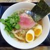 Niboshi - 料理写真:味玉煮干ラーメン¥850