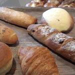 91801896 - トレーのパン