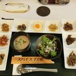 スパイスZen - 『スパイシー御膳』1,580円