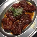 焼肉山ちゃん - カルビ