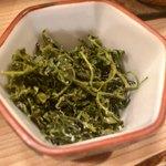 竹はる - 山椒の佃煮 日本酒に嬉しいお供です