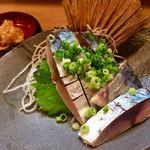 竹はる - しめ鯖
