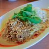 中華そば 呵呵 - 料理写真:汁なし担々麺