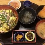 91806225 - 鯵三昧定食 ¥950