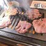 焼肉×バル マルウシミート - 上牛タン塩